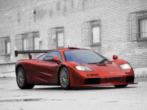 McLaren oud