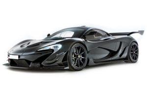 McLaren Nieuw