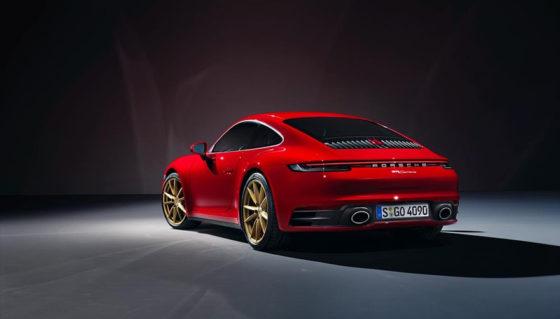 De nieuwe Porsche 992 Carrera